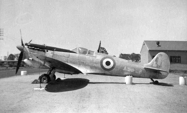 Supermarine_Spitfire