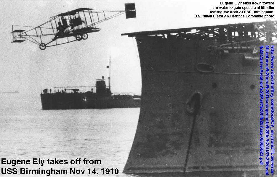 Snippets of History - The First Deck Landing | Fleet Air Arm