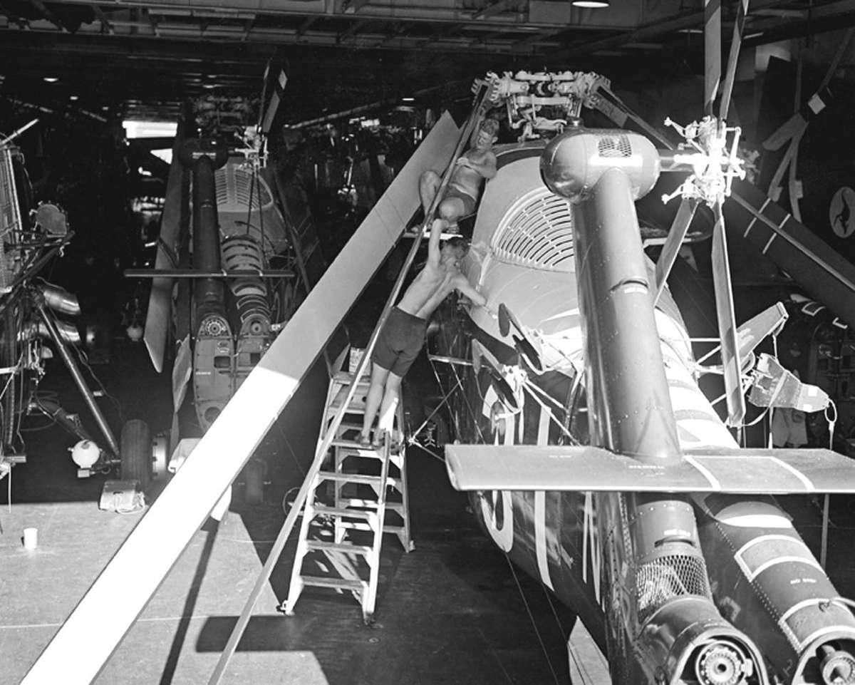 Westland Wessex, HMAS Melbourne