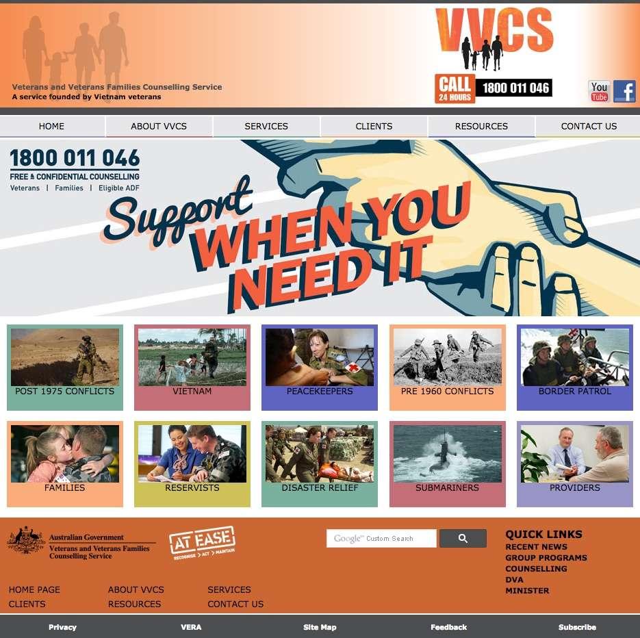 VVCSHomepage