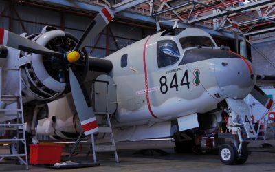 RAN Historic Flight Finds New Home